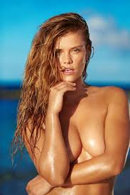 Topless photoshot of Nina Agdal The Fappening. 2014 2017.