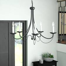 linear candle chandelier medium size of pendant style