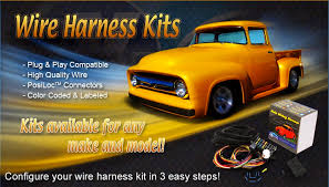 hot rod wiring harness kits solidfonts howell ls1 wiring harness diagram and hernes