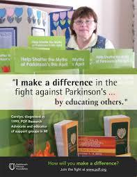 tools parkinson s disease foundation pdf parkinson s awareness month flyer