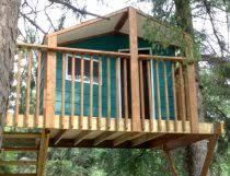 The Treehouse Guide DIY building designs and plans reference