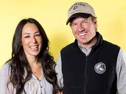 Chip and Joanna Gaines ...