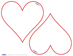 Coloring Pages Of Hearts Printable Heart