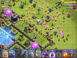 Clash Of Lights 10 Update 2019 Clash Of Clans Mod Apk