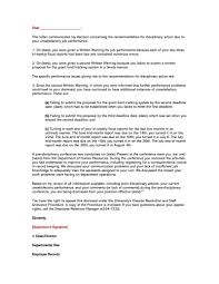 Template Letter Of Recommendation For Employment