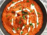 american style butter chicken