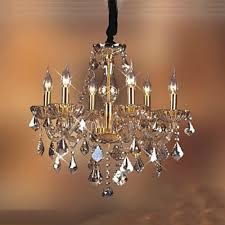 six head crystal chandelier decorating with chandeliers divineny com