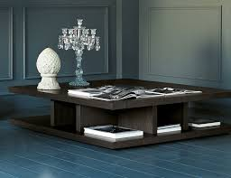 Italian Design Coffee Tables Brera Luxury Italian Coffee Table Shown In Ebony Wood This Luxury