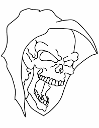 Small Picture Adult Halloween Coloring Pages Coloring Pages Kids