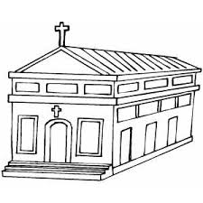 Small Picture Church With Multiple Windows Coloring Page