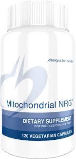 Designs For Health Mitochondrial Nrg Designs For Health Mitochondrial Nrg Energy Performance Support Formula With Creatine Coq10 Curcumin 120 Capsules