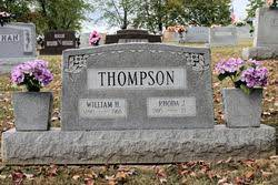 Rhoda Bird Johnson Thompson (1895-1976) - Find A Grave Memorial