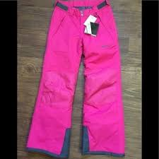 Arctix Snow Pants Youth Size Chart Nwt Snow Pants Arctix Reinforced Youth Nwt