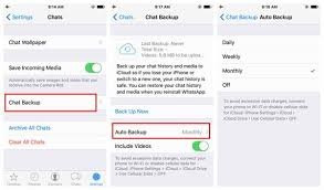 Backup whatsapp from iphone via itunes. Icloud Whatsapp Backup Everything You Need To Know