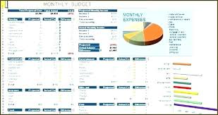 Project Expenses Template Excel Free Income And Spreadsheet For