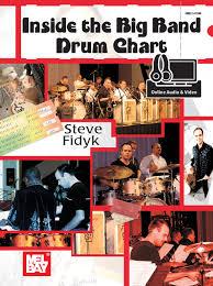 Inside The Big Band Drum Chart Inside The Big Band Drum Chart Steve Fidyk 9780786690657