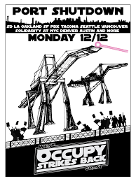 Occupy Oakland Shut DownTerminal 5 & 6 - LongShore Union Letter