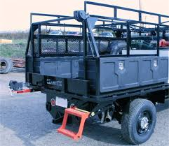 Pickup Truck Bodies - Customized for Job Site Needs