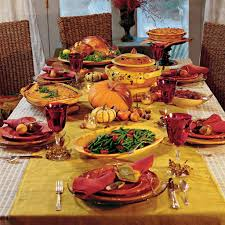 ... Complete Thanksgiving Dining Table Design Thanksgiving Home Decorating  Ideas Home Design Special Event Design ...