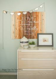 diy ombre wood art by bigger than the three of us for remodelaholic