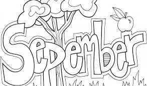 Small Picture September Coloring Pages wwwkibogaleriecom