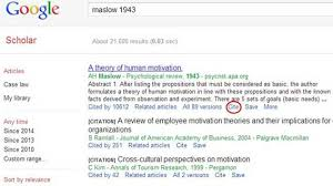 essay writing guide for psychology students  simply psychology google scholar search results