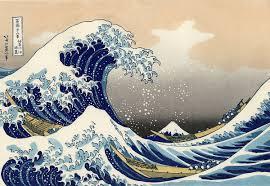 Большая <b>волна</b> в Канагаве — Википедия