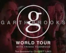 Garth Brooks Seating Chart Calgary The Garth Brooks World Tour 2014 17 Wikipedia