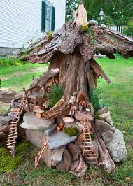 D Now In Its 13th Year The Tour Will Feature Over 200 Handcrafted Fairy  Houses Made By Local Artists Florists Garden