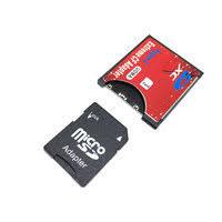 <b>Espada</b> EmSDSDCF Переходники <b>MicroSD</b> - SD, SD - CompactFlash