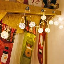 Fairy Lights Sock Kit Besthouse Pack Of 20 Q Hanger Christmas Lights Hanger Hooks