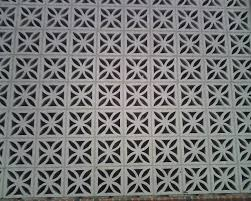 Design Hollow Blocks Concrete Blocks Pattern Of The Day