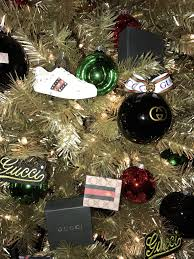 Designer Christmas Gift Ideas Gucci Christmas Tree Designer Luxury Christmas I Created