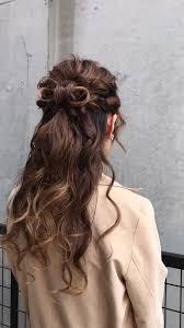 ロングの特権巻き髪種類の引き出しが増えるやり方アレンジまで