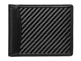 The Original Real <b>Carbon Fiber</b> Wallet with Black <b>Leather</b> – <b>Carbon</b> ...