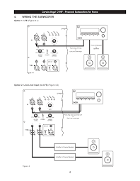 cerwin vega wiring diagram wiring library wiring the subwoofer cerwin vega cvhf powered subwoofers for home cerwin
