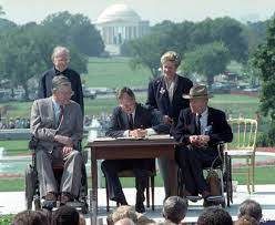Sunday Marks 30th Anniversary of the ADA - Noble