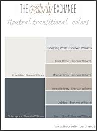 Sherwin Williams Living Room Colors Starting Point For Choosing Paint Colors For A Home