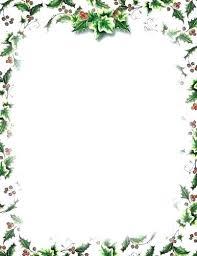 Frame For Word Christmas Photo Border Templates Free Ethercard Co
