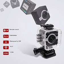 matecam mini action camera 4k wifi 1080p 160 wide angle dashboard