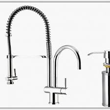 Gooseneck Kitchen Faucet With Pullout Spray Repair Archives GL