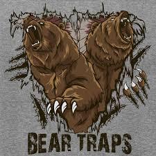 Bear Traps T Shirt