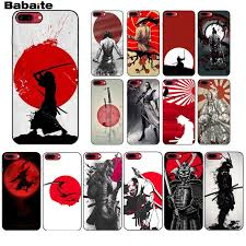 Babaite <b>Japan</b> The <b>samurai</b> Ninja DIY <b>Printing</b> Drawing Phone Case ...