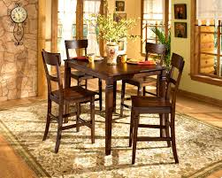 ashley furniture kitchen tables:  splendid dining room pub table ashley furniture ljpg kitchen drop leaf d table full size