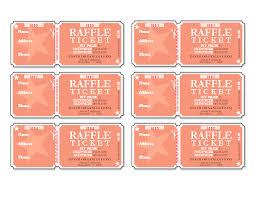 Sample Raffle Tickets Raffle Tickets 6 Per Page Templates Office Com Fesitval