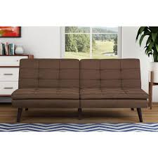 pillow top futon. Exellent Futon DHP Premium Westbury Brown Futon And Pillow Top