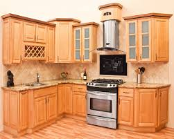 Unlock Light Maple Kitchen Cabinets How To Beautify A With Ideas