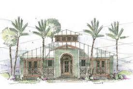 Plan W44026TD Classic Florida Cracker Beach House Plan  E Florida Cracker Houses