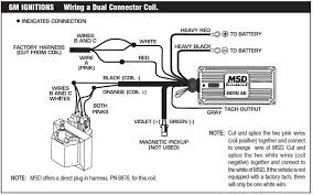 msd ignition wiring diagram 6a for chevy 305 wiring diagram how to install an msd 6a digital ignition module on your 1979 1995