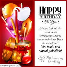 Zusan Blog Geburtstagswünsche Mann